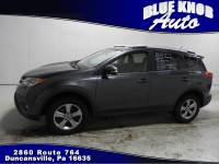 2015 Toyota RAV4 XLE SUV in Duncansville | Serving Altoona, Ebensburg, Huntingdon, and Hollidaysburg PA
