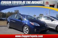 Pre-Owned 2013 Toyota Prius Five Hatchback Front-wheel Drive in Jacksonville FL