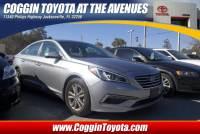 Pre-Owned 2015 Hyundai Sonata SE Sedan Front-wheel Drive in Jacksonville FL