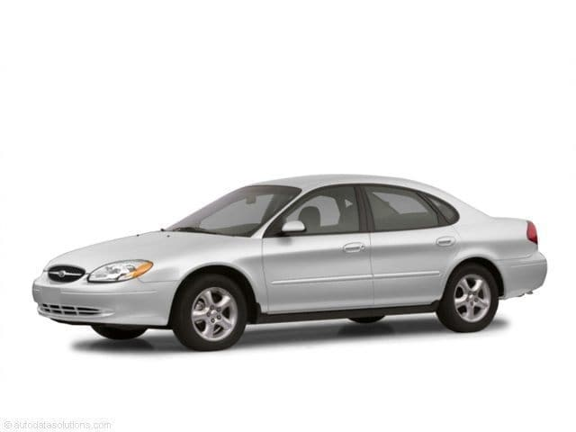 Photo Used 2002 Ford Taurus SES - Denver Area in Centennial CO