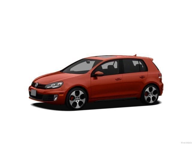 Photo Used 2012 Volkswagen GTI wSunroof  Navi Pzev 4dr HB DSG Hatchback in Houston