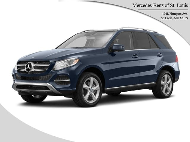 Photo Certified Pre-Owned 2017 Mercedes-Benz GLE 350 4MATIC SUV For Sale St. Louis, MO
