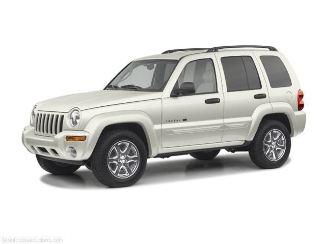 Photo Used 2003 Jeep Liberty Sport SUV PowerTech 3.7 V6 for sale in OFallon IL