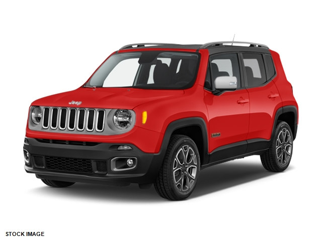 Photo 2016 Jeep Renegade Limited 4x4 SUV For Sale in Erie PA
