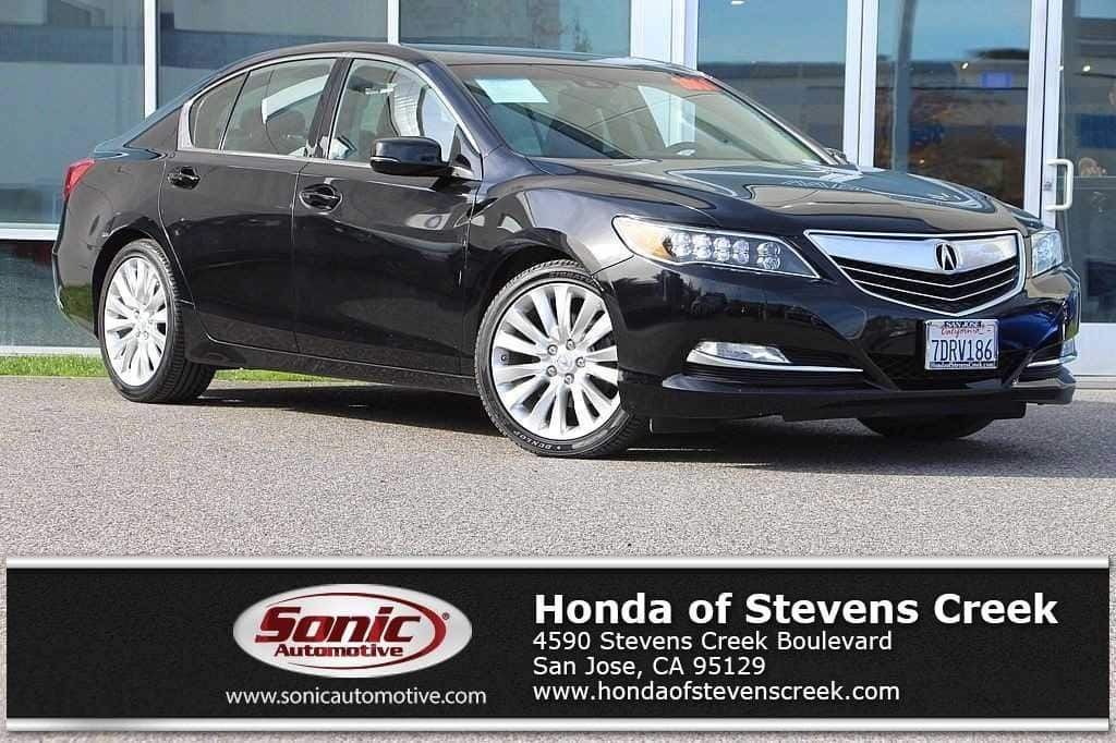 Photo Used 2014 Acura RLX With Technology Package For Sale in Colma CA  Stock SEC006059  San Francisco Bay Area