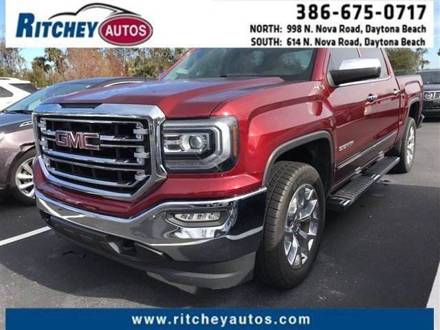 Photo Used 2016 GMC Sierra 1500 SLT in Daytona Beach, FL