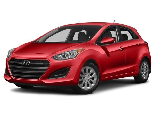 Photo Used 2017 Hyundai Elantra GT Hatchback for Sale in Greenville, TX
