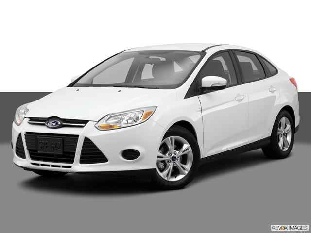 Photo Used 2014 Ford Focus SE Sedan for Sale in Greenville, TX