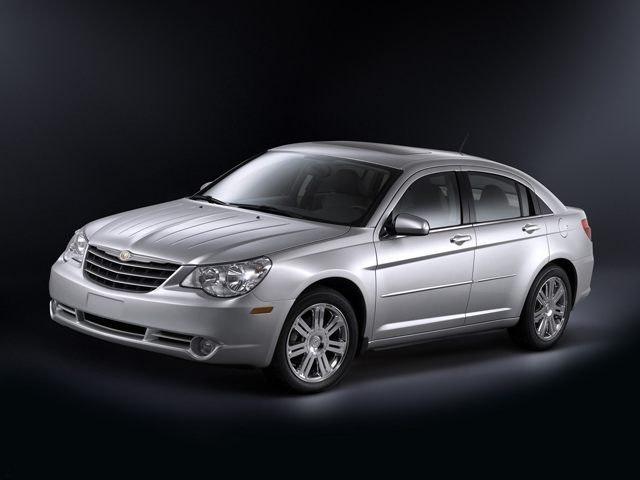 Photo Used 2010 Chrysler Sebring Touring Sedan for Sale in Waterloo IA