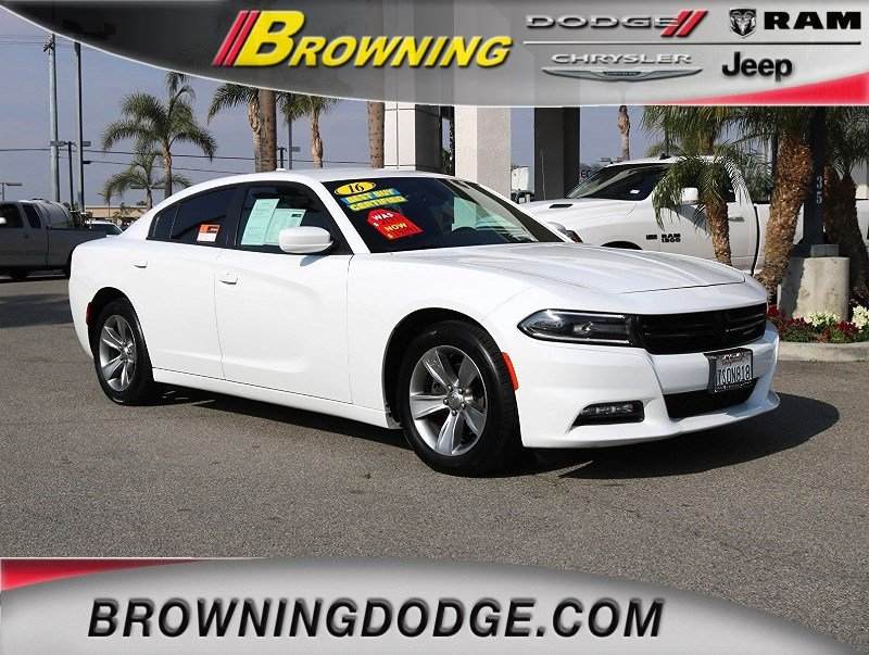 2016 Dodge Charger SXT Sedan in Norco