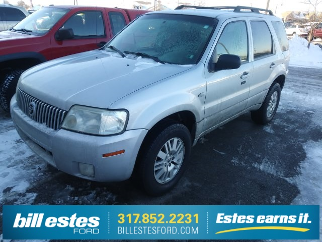 Photo Pre-Owned 2006 Mercury Mariner Premier FWD 4D Sport Utility