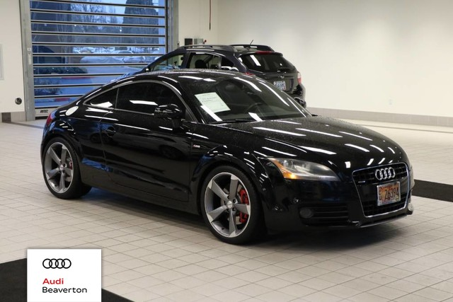 Photo Used 2009 Audi TT 3.2 S tronic Coupe for Sale in Beaverton,OR