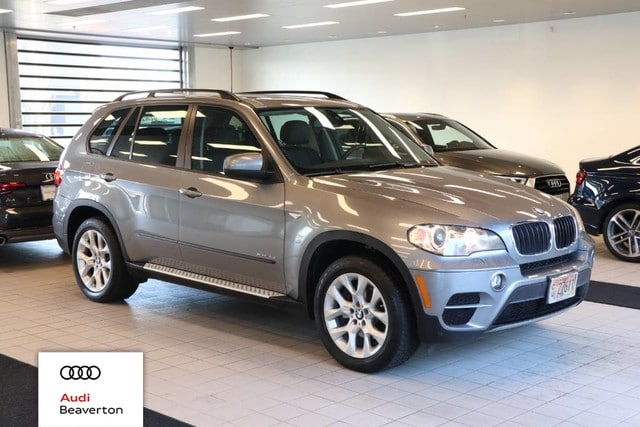 Photo Used 2011 BMW X5 xDrive35i Premium SAV for Sale in Beaverton,OR