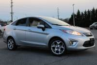 2013 Ford Fiesta Titanium Sedan