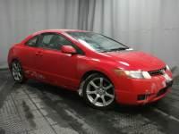 2008 Honda Civic EX-L Coupe Front-wheel Drive
