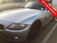 Used 2004 BMW Z4 3.0i in Torrance CA