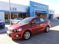 Used 2014 Chevrolet Sonic Sedan LT Auto
