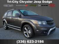 CERTIFIED PRE-OWNED 2018 DODGE JOURNEY CROSSROAD FWD 4D SPORT UTILITY