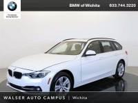 2017 BMW 3 Series 330i xDrive Tech, Cold Wthr, Navi, Head-up Sports Wagon | Wichita, KS
