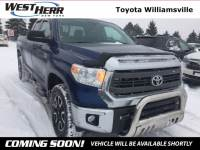 2015 Toyota Tundra SR5 Truck Double Cab For Sale - Serving Amherst