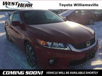 2014 Honda Accord EX-L Coupe For Sale - Serving Amherst