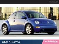 2003 Volkswagen New Beetle GLX Hatchback