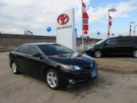 Used 2014 Toyota Camry SE Sedan FWD For Sale in Houston