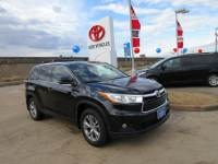 Used 2014 Toyota Highlander XLE V6 SUV FWD For Sale in Houston