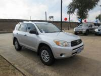 Used 2008 Toyota RAV4 Base SUV FWD For Sale in Houston