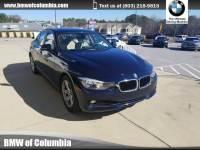 2014 BMW 3 Series 328i Sedan Rear-wheel Drive
