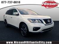 Certified Pre-Owned 2017 Nissan Pathfinder Platinum FWD Sport Utility