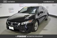 2010 Honda Accord I4 Automatic EX-L Coupe in Bedford