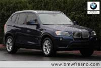 Certified Used 2014 BMW X3 xDrive35i AWD 4dr Xdrive35i SAV in Fresno, CA