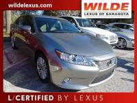 Certified Pre-Owned 2015 Lexus ES 350 4dr Sdn FWD 4dr Car