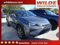 Certified Pre-Owned 2015 Lexus NX 200t FWD 4dr FWD Sport Utility