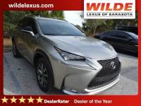 Certified Pre-Owned 2015 Lexus NX 200t FWD 4dr F Sport FWD Sport Utility