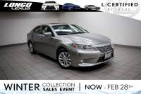 Pre-Owned 2015 Lexus ES 300h 4dr Sedan Hybrid Front Wheel Drive Sedan