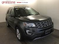 Pre-Owned 2016 Ford Explorer Limited with Navigation & AWD