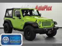 2013 Jeep Wrangler Sport for sale in Addison TX