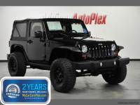 2012 Jeep Wrangler Sport for sale in Addison TX