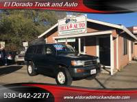 1998 Toyota 4Runner 4dr for sale in El Dorado CA