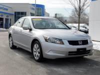 2008 Honda Accord Sdn EX-L I4 Auto EX-L