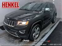 PRE-OWNED 2016 JEEP GRAND CHEROKEE LIMITED 4X4 SUV