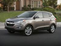 Pre-Owned 2013 Hyundai Tucson Limited FWD 4D Sport Utility