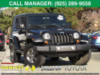 Used 2011 Jeep Wrangler For Sale | Davis CA