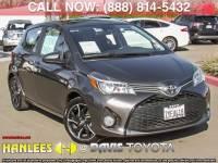 Used 2017 Toyota Yaris For Sale | Davis CA