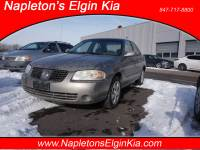 Pre-Owned 2005 Nissan Sentra 4DR SDN I4 Auto 1.8 S ULE in Schaumburg, IL, Near Palatine