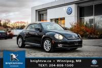 Certified Pre-Owned 2013 Volkswagen Beetle Convertible Highline w/ Navigation 0.99% Financing Available OAC FWD Convertible