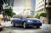 New 2018 Volkswagen Golf SportWagen Comfortline AWD Manual w/ Backup Camera/App Connect AWD Station Wagon