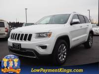 2015 Jeep Grand Cherokee Limited 4x4 SUV 4WD